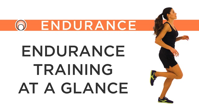 Endurance Training at a Glance