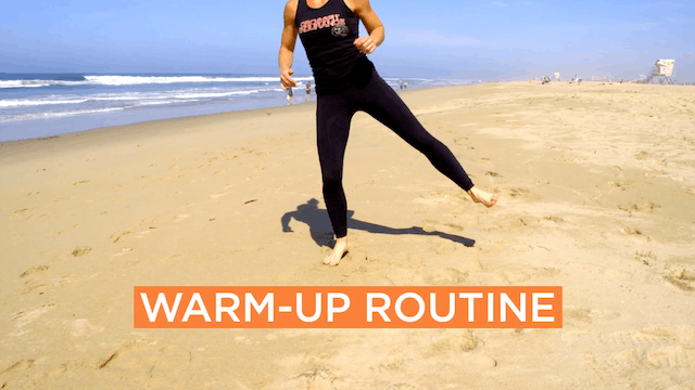 The 5-Minute Running Warm-Up Routine