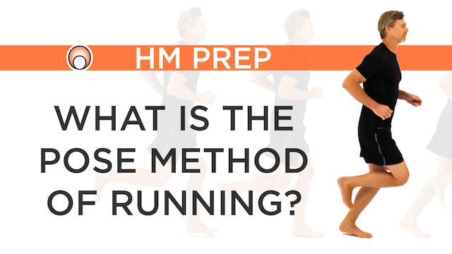 What is the Pose Method of Running?