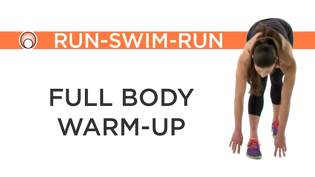 Full Body Warm-Up Routine