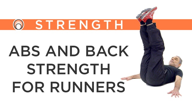 Abs and Back Strength for Runners