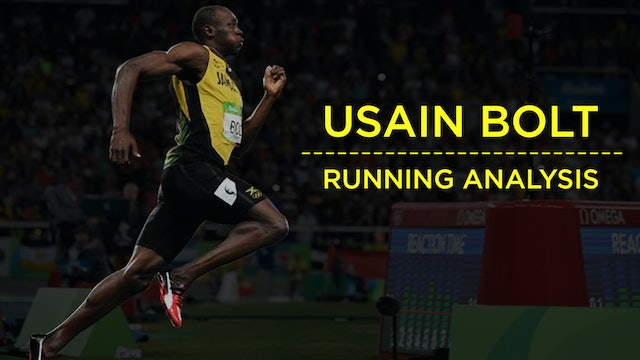 Usain Bolt Running Technique Analysis