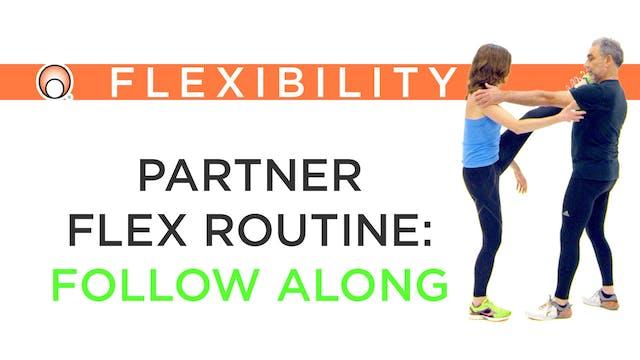 Partner Flexibility Routine - Practical