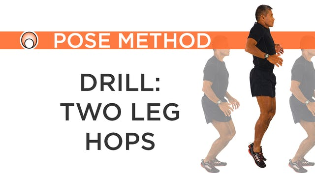 Drill - 2 Leg Hops