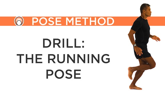 Drill - The Running Pose