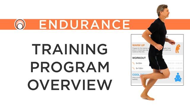 Training Program Overview