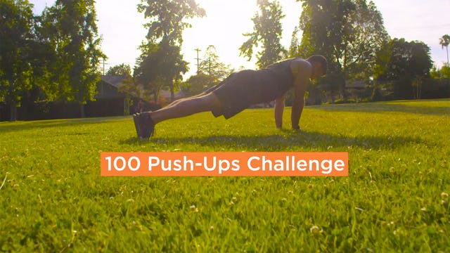 100 Push-Ups Challenge