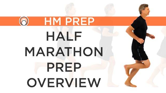 Half Marathon Prep Program - Overview