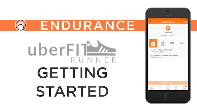 Getting Started with uberFIT Runner