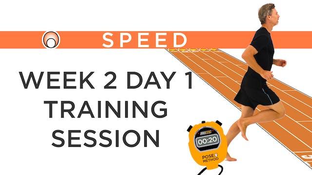 Drill Progression: Squats - 4-Week Speed Training Program