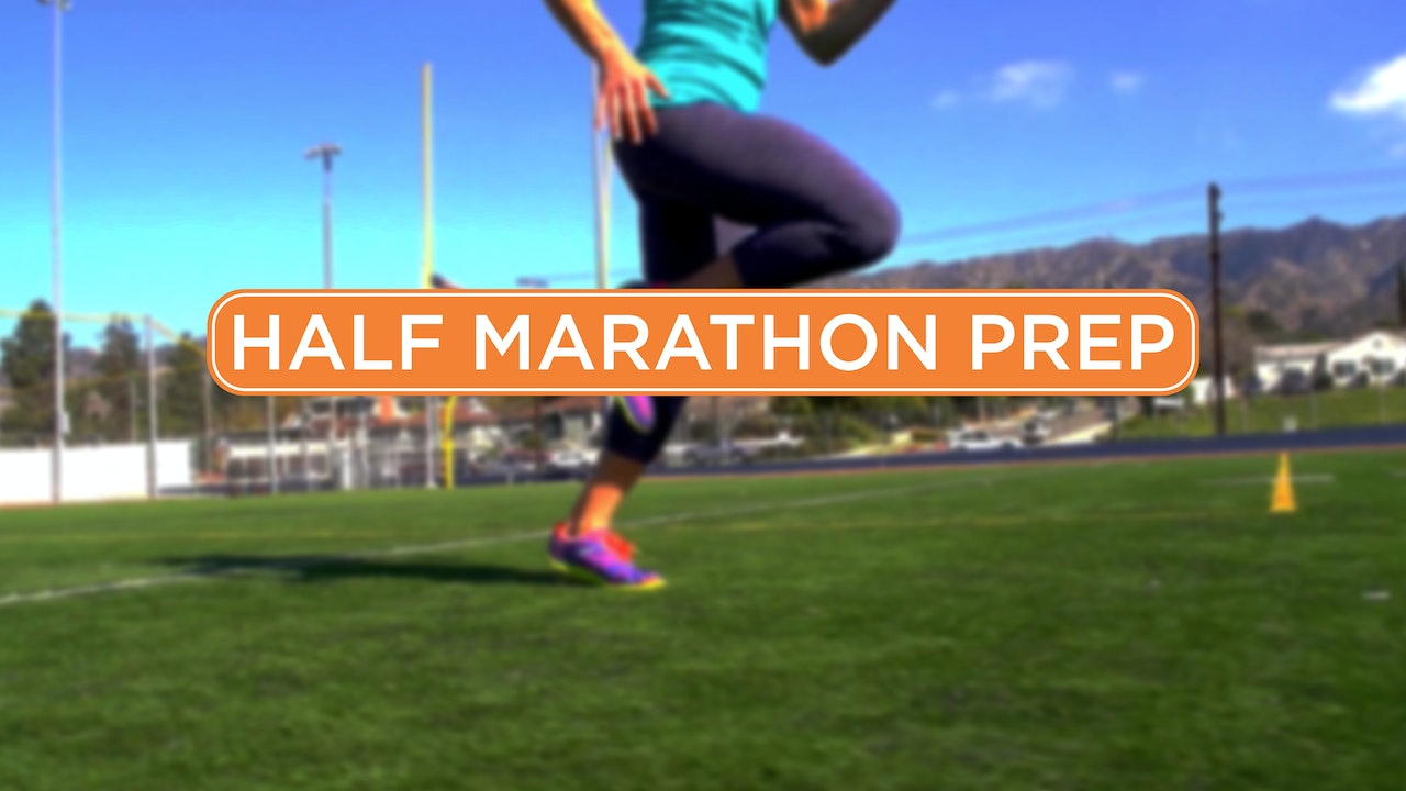 12-Week Half Marathon Prep Program