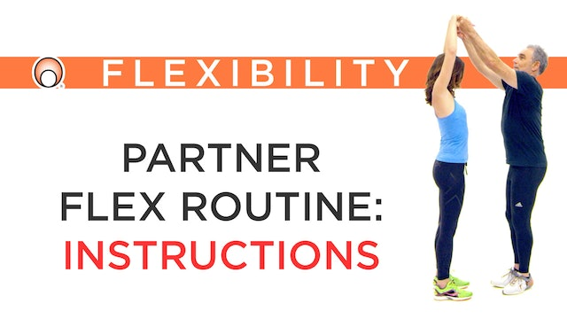 Partner Flexibility Routine - Instructions