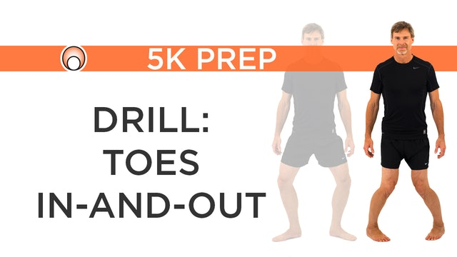 Drill: Toes In-and-Out