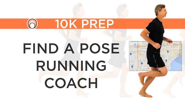 Find a Pose Running Coach