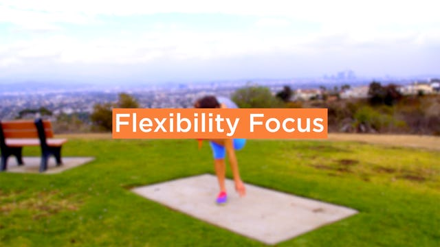 Focus on Flexibility NOT Stretching