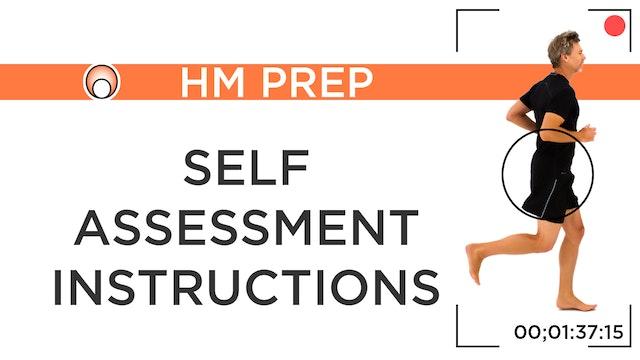 Self-Assessment Instruction