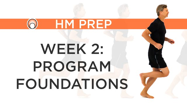 Week 2 - Program Foundations