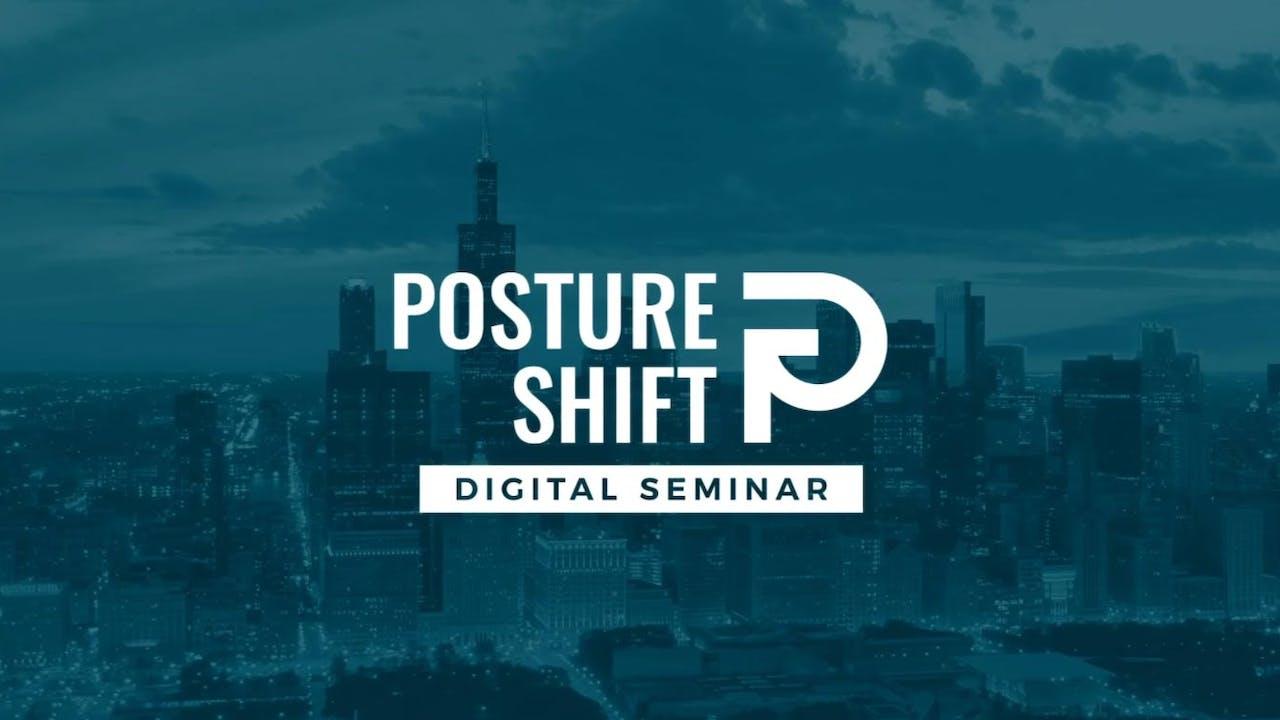 Posture Shift Digital Seminar