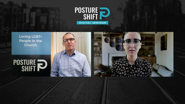 7) Posture Shift Panel | Getting to Know Our Team