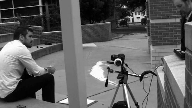 B-Roll #2 - Behind The Scenes of Potential Inertia