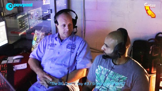 The BIG One - Pre Game Interview: Amar Kang