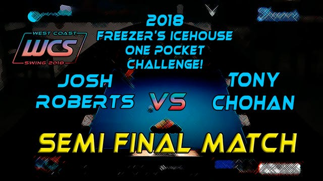 WCS 18 Freezer's SEMI FINAL / Chohan ...