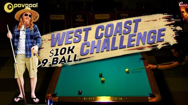 $10,000 Added, 2017 West Coast Challenge 9-Ball