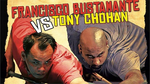 """Busti vs Chohan - A One Pocket Smash Up!"""