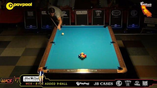 WCS 9-Ball - #3 - Warren KIAMCO vs Corey DEUEL