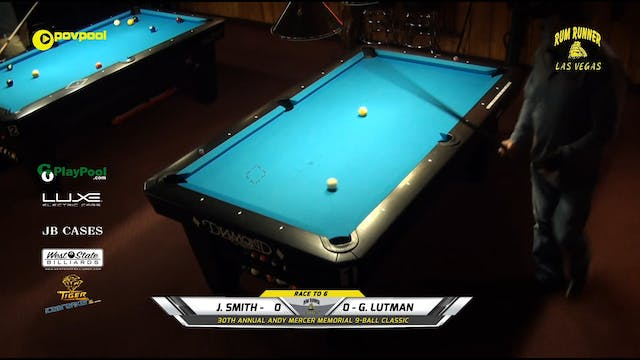 #10 Andy Mercer 9-Ball - Josh SMITH v...