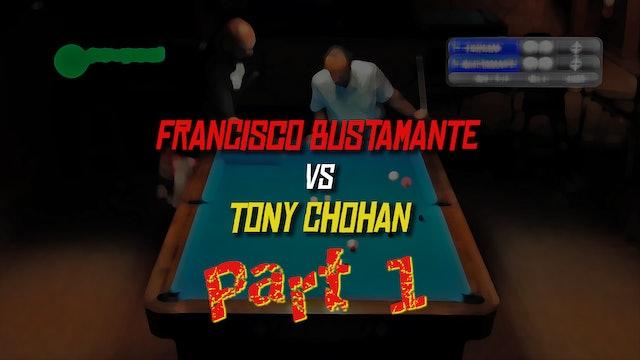 "PT 1 - Busti vs Chohan - ""One Pocket Smash-Up!"""