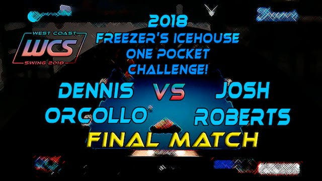 WCS 18 Freezer's FINAL  Orcollo vs Ro...