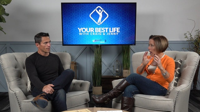 Your Best Life EP3 Find Fulfillment through being in the Moment