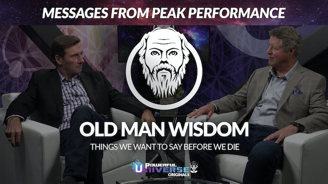 Ep 7: Messages from Peak Performance