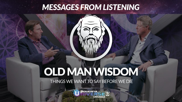 Ep 10: Messages from Listening