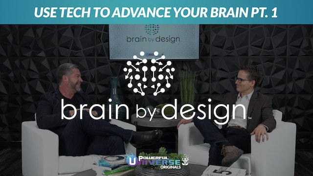 Ep 4: Use Tech to Advance Your Brain Pt. 1