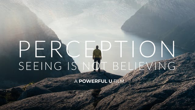Perception: Seeing Is Not Believing |...
