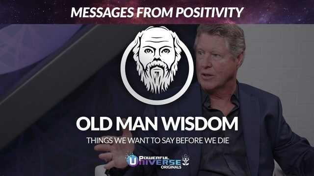 Ep 9: Messages from Positivity