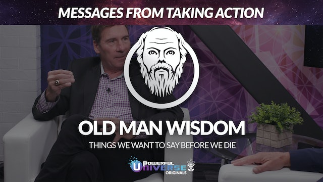 Ep 8: Messages from Taking Action