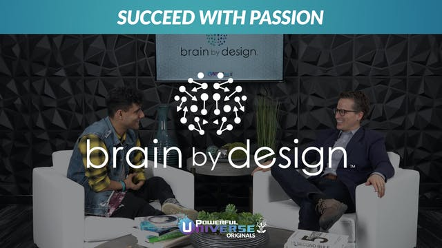 Ep 3: Succeed with Passion