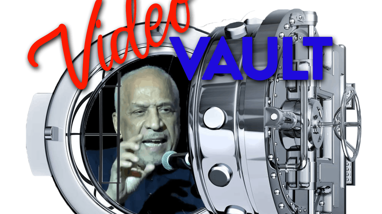 Dr. Claud Anderson's Video Vault