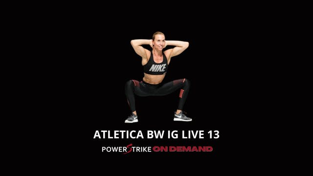ATLETICA IG LIVE BODYWEIGHT #13