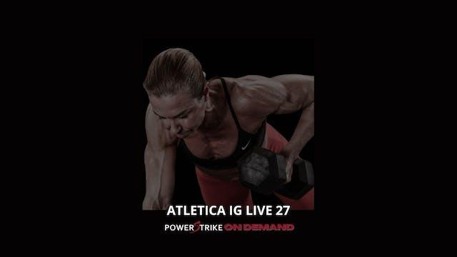 ATLETICA IG LIVE #27