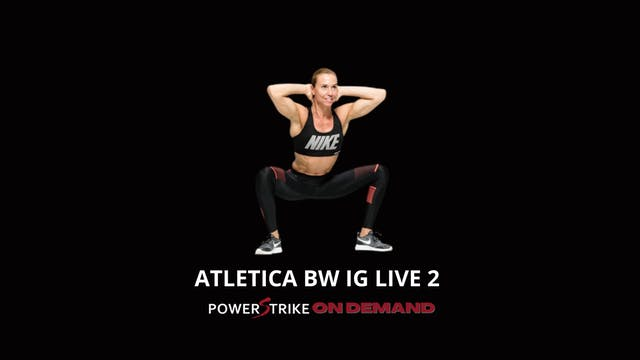 ATLETICA IG LIVE BODYWEIGHT #2