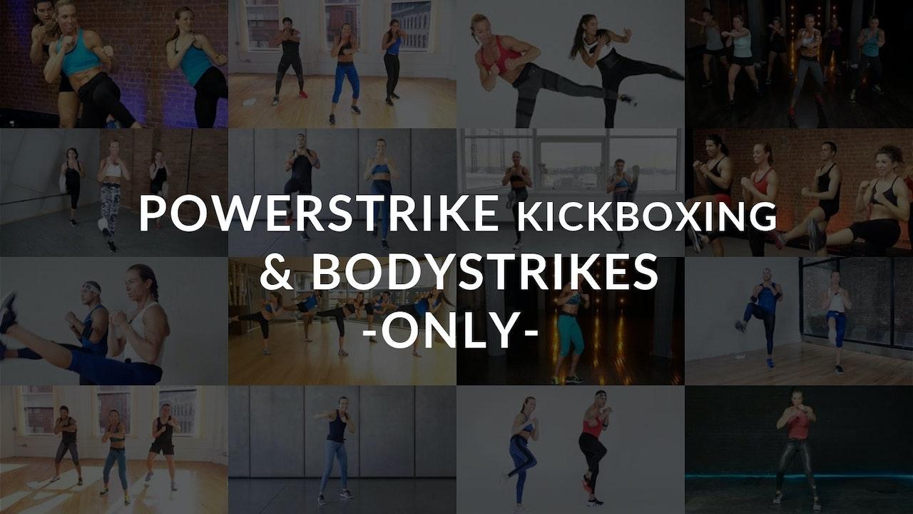Powerstrike Kickboxing & Bodystrikes