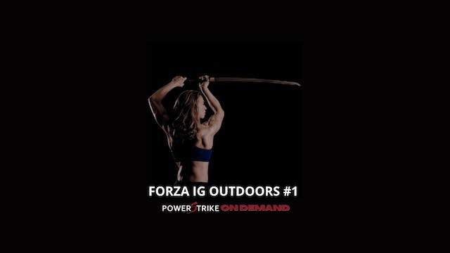 FORZA IG OUTDOORS #1