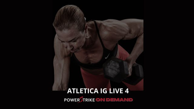 ATLETICA IG LIVE #4