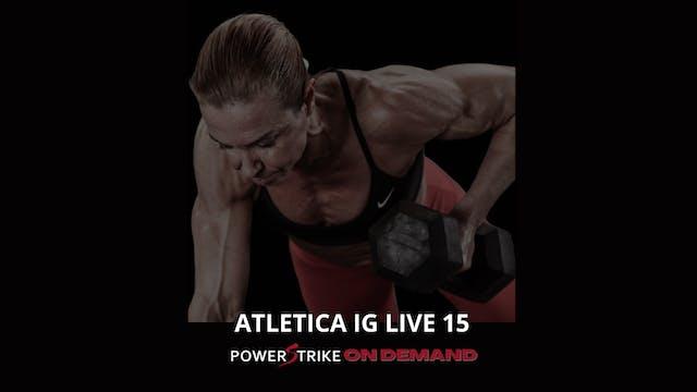 ATLETICA IG LIVE #15