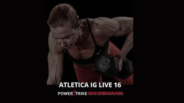ATLETICA IG LIVE #16