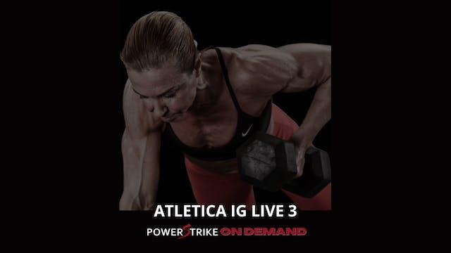 ATLETICA IG LIVE #3